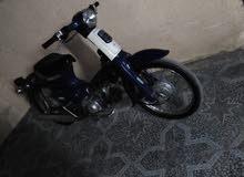 دراجة هوندا 2000