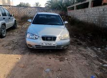Used condition Hyundai Avante 2002 with 0 km mileage