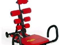 آلة رياضية لشد البطن .