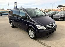 Mercedes Benz Vito 2014 For sale - Blue color