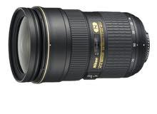 عدسة نيكونNIKKOR 24-70mm f/2.8E ED VR Lens ، فتحه F22\2.8