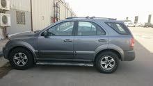 سيارة كيا (سورينتو) للبيع 4*4 موديل 2005