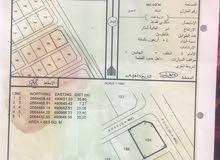 ارض سكنيه المساحه 663 في مخيليف