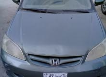 Honda Civic car for sale 2004 in Kuwait City city