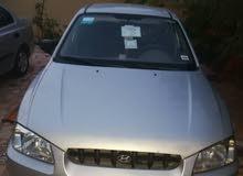 بيع عربة اكسن اتومتيك موديل 2005 علي الزيرو