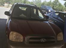 للبيع سيارة جيب هونداي 2005