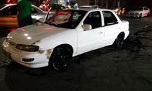 White Kia Sephia 1994 for sale