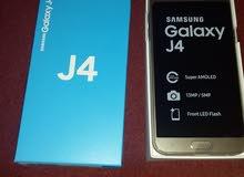 جهاز j4 جديد بملحقاته