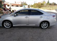 Hybrid Fuel/Power   Lexus HS 2010