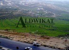 ارض للبيع على شارع الاردن ياجوز المساحه 1050م سكن ب عادي تصلح لبناء اسكان