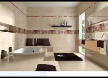 شركه رويال ل صيانة المنازل ب الاقساط بلاط ودهان وجميع التشطيبات الداخلية