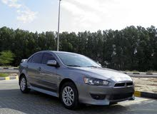Mitsubishi Lancer top of the range