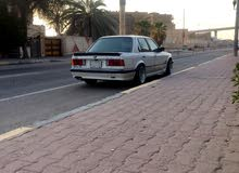 BMW 320 in Basra