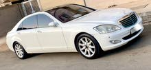 Mercedes Benz S 500 car for sale 2006 in Al Madinah city