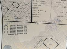 أرض سكنية للبيع في العامرات مربع 12