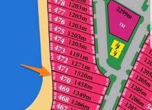 أرض للبيع في الخيران بالمرحلة الأولى  رقم القسيمة : 470