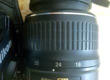 Lens 18-55 عدسة نيكون