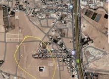 740 م في القصطل حوض الغزلانيات قريبة من شارع المطار السعر 40000
