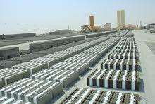 مطلوب مندوب مبيعات لمصنع بالدمام لصناعة البلك (طابوق)