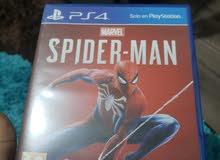 لعبة spider man نظيفة كرت