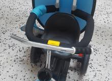 دراجه اطفال مستعملة نضيفه للبيع