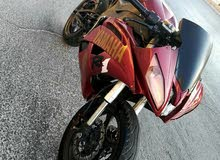 Used Yamaha motorbike in Jerash