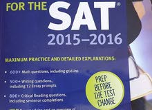 SAT - Practice and test