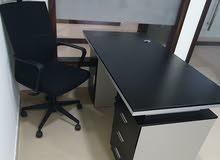 اثاث مكتب كامل للبيع جديد