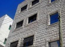 شقة للبيع في أبونصير 120 متر +روف 35 متر