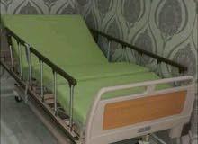 للايجار او البيع سرير طبي