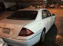 Available for sale!  km mileage Mercedes Benz S 320 2002