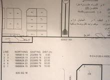 ارض سكنية للبيع في صحنوت