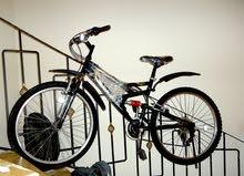 دراجه ياباني اصلية 3 دبلات ماركة shimano فووول سستم