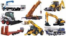 مطلوب فني صيانة معدات ثقيلة