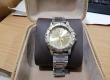 للبيع ساعة اصلية يابانية قديمة....قابل للتفاوض
