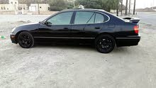 Lexus GS 2000 For sale - Black color