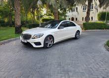 Mercedes S63 AMG GCC under warranty