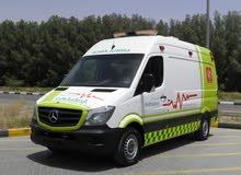 Mercedes ambulance 2015 Ref#207