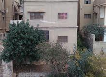 عمارة مع ارض للبيع في جبل التاج ... موقع مميز , يصلح للسكن او الاستثمار ...