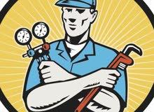 صيانة -غسالاته - ثلاجات- مكيفات- تأسيس مكيفات