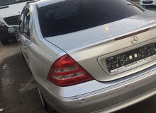 Mercedes Benz C 240 2002 - Used