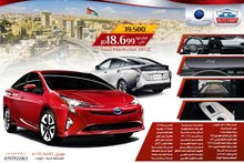 Toyota Prius 2017 For sale - Black color
