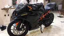 Used KTM motorbike is up for sale