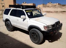 Toyota 4Runner car for sale 1999 in Zawiya city
