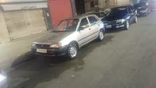 Beige Toyota Starlet 1992 for sale