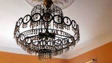 Used Lighting - Chandeliers - Table Lamps available for sale in Cairo