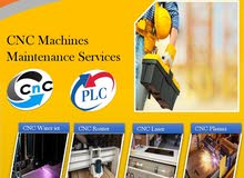 CNC Laser, Router, Water jet, plasma, Milling Repairing services