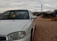 Automatic White Kia 2003 for sale
