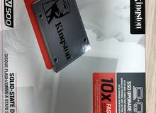 New Kingstone  UV500 SSD 240GB Bundle