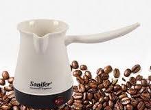 بكرج القهوه الكهربائي 50 واط